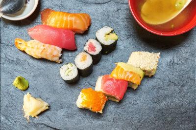 Sushi kurs markthalle basel for 400 sage japanese cuisine